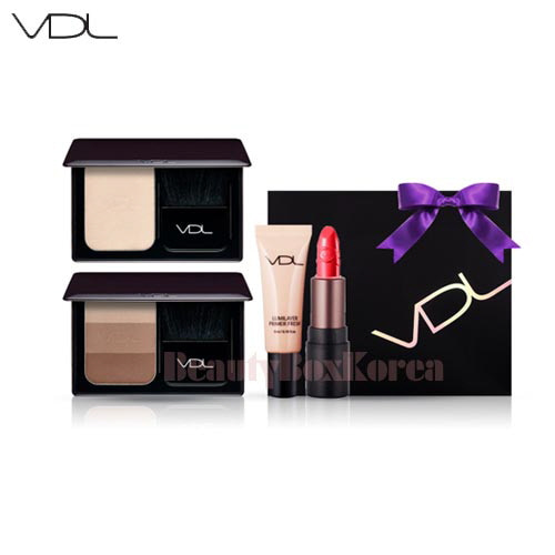 VDL Highlighting Book Or Contouring Book Set [Monthly Limited -June 2018]